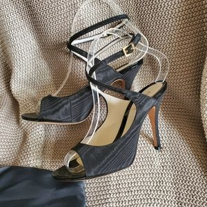 Authentic Fendi Heels Size 36.5